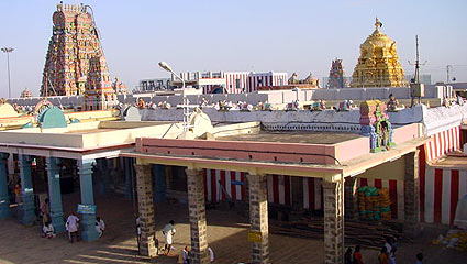 About Arulmigu Dhandayuthapani Swamy Temple