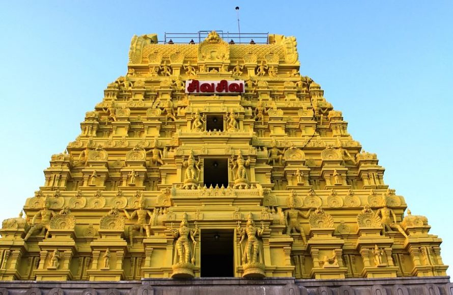 ABOUT RAMANATHASWAMY TEMPLE | ABOUT JYOTIRLINGA IN INDIA