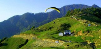 BIR AND BILLING ARE TWO VILLAGES IN THE DHAULADHARS RANGE WHICH ARE LOCATED AT ABOUT 60 KM FROM DHARAMSHALA IN THE STATE OF HIMACHAL PRADESH, INDIA.