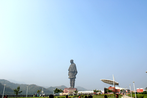 ABOUT STATUE OF UNITY - TEMPLEKNOWLEDGE.COM